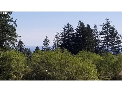 0.23 ACRE OCEAN VIEW LOT FOR SALE  IN BROOKINGS, OR 97415