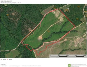 52 ACRES OF EXCEPTIONAL LAND NEAR BUGGS ISLAND LAKE, VA