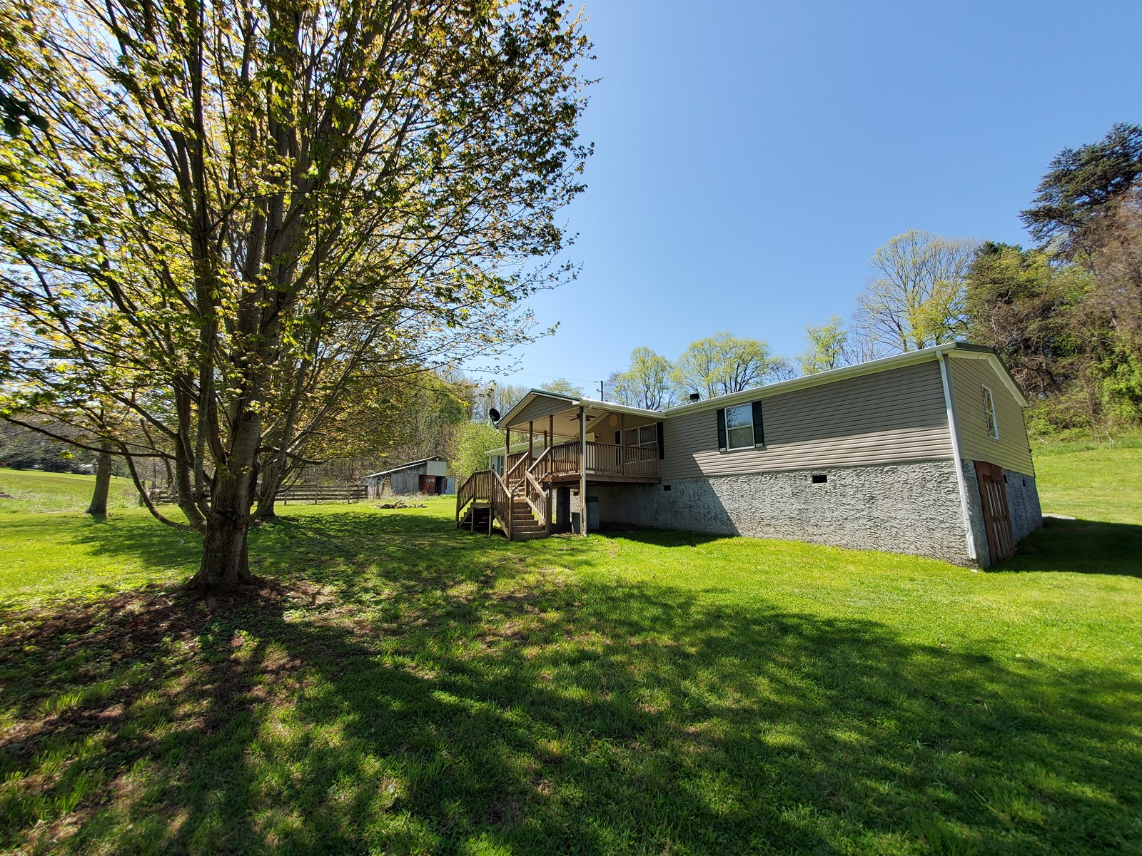 Home for Sale in Glade Spring VA