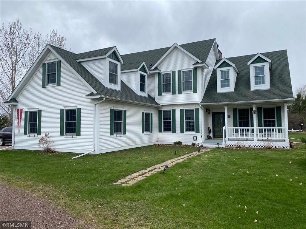 Exquisite Home on 15 Acres in Town For Sale