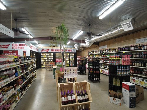 Liquor and Cannabis Store for Sale