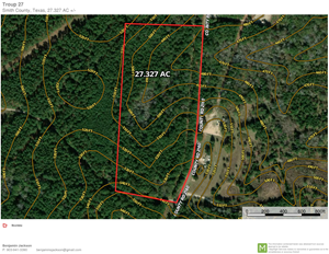 TROUP TX HUNTING & TIMBER LAND FOR SALE SMITH COUNTY