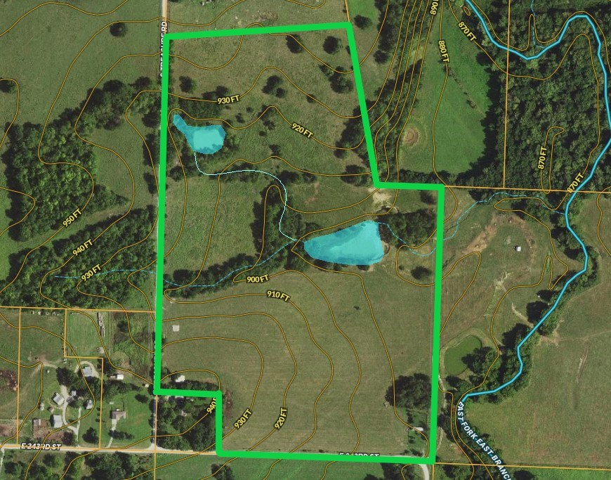 Land For Sale Peculiar MO