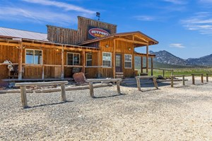 ALMO OUTPOST STEAKHOUSE FOR SALE NEAR CITY OF ROCKS
