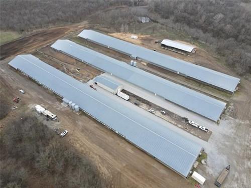 Turn Key Cannabis Grow For Sale on 40 acres