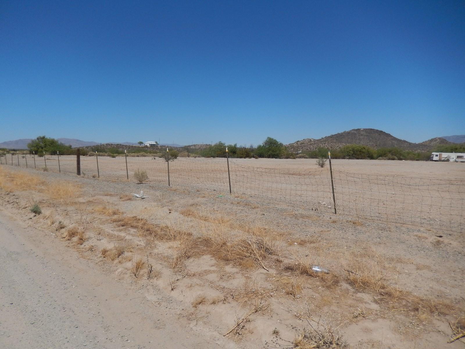 Salome, AZ Acreage 30+ Acres