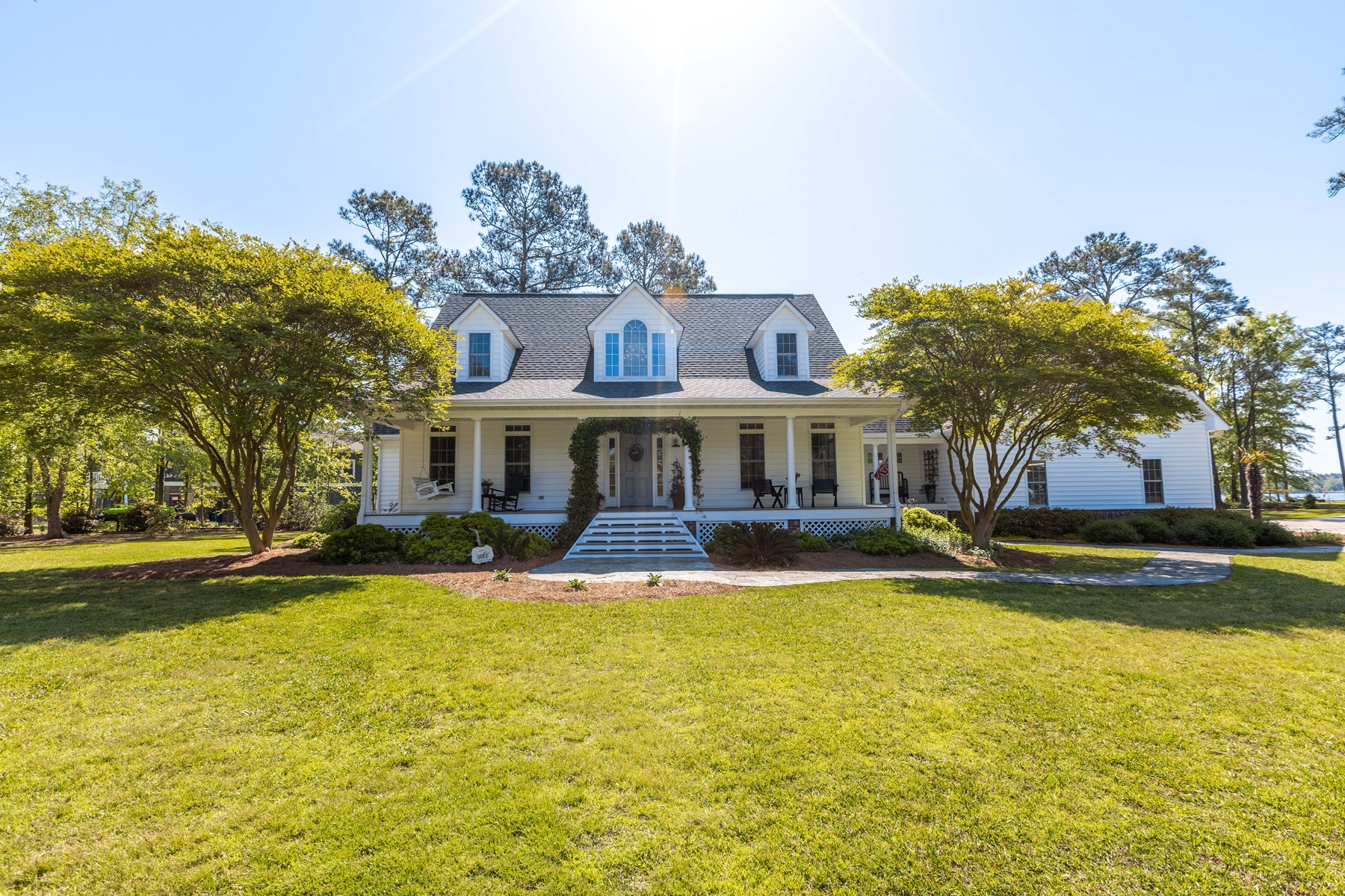Waterfront home in Belhaven NC