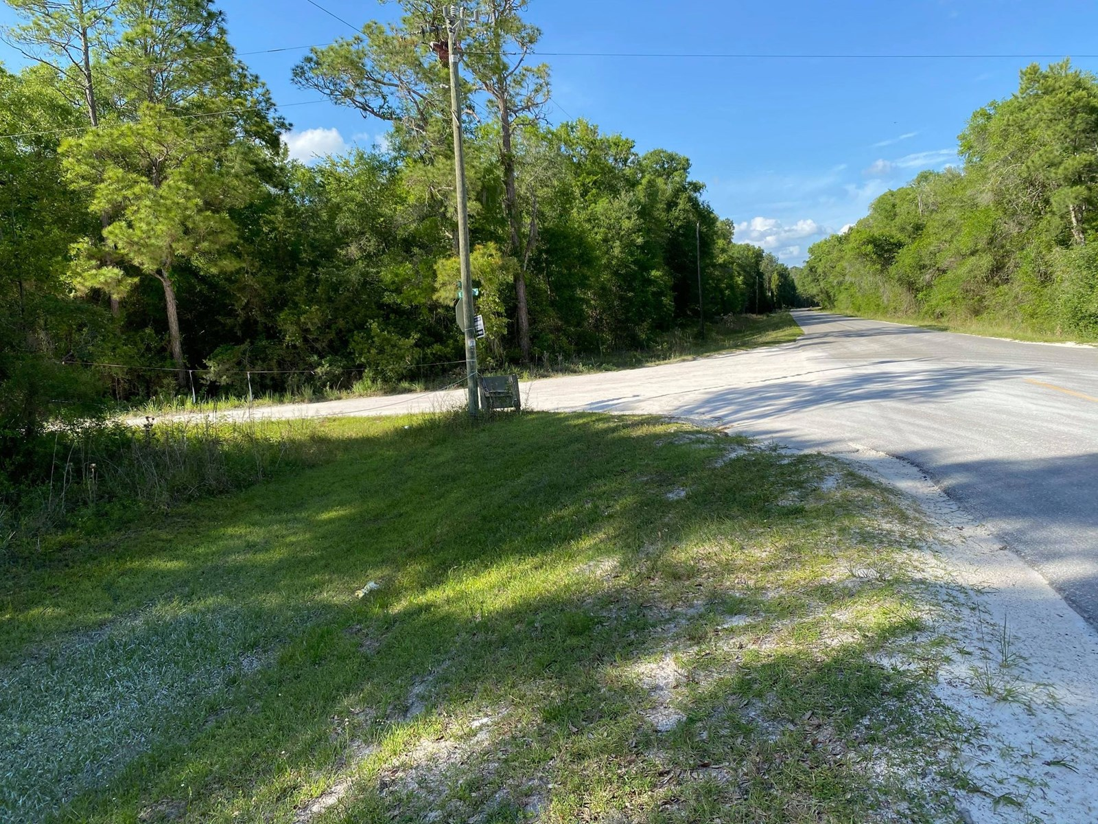 ACREAGE IN OLD TOWN FLORIDA!