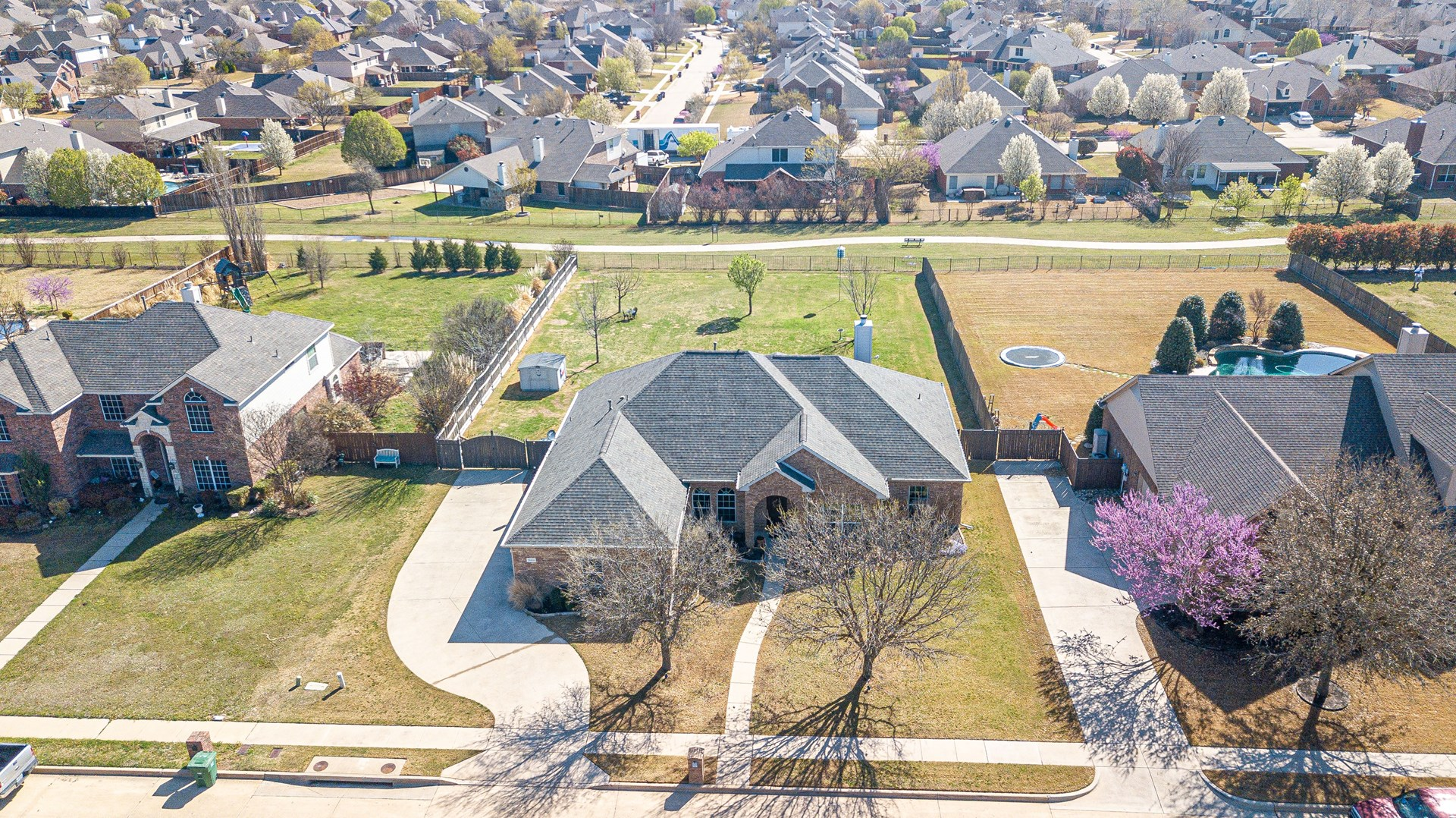FOR SALE NORTHWEST ISD HASLET TEXAS