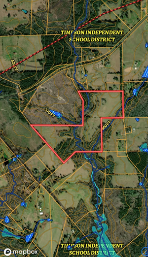 COUNTRY LAND FOR SALE, SHELBY COUNTY, TIMPSON, TEXAS