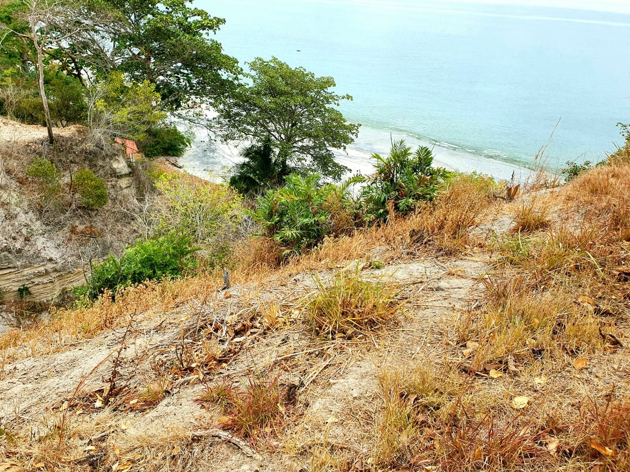 BEAECH FRONT LOT FOR SALE IN BIJAO AREA PANAMA