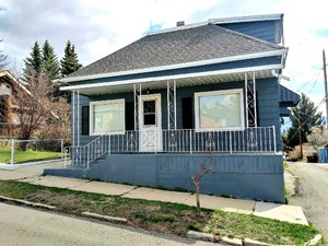 HOME FOR SALE IN BUTTE, MONTANA
