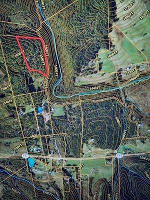 11.2 UNRESTRICTED ACRES IN THORN HILL, TN FOR SALE