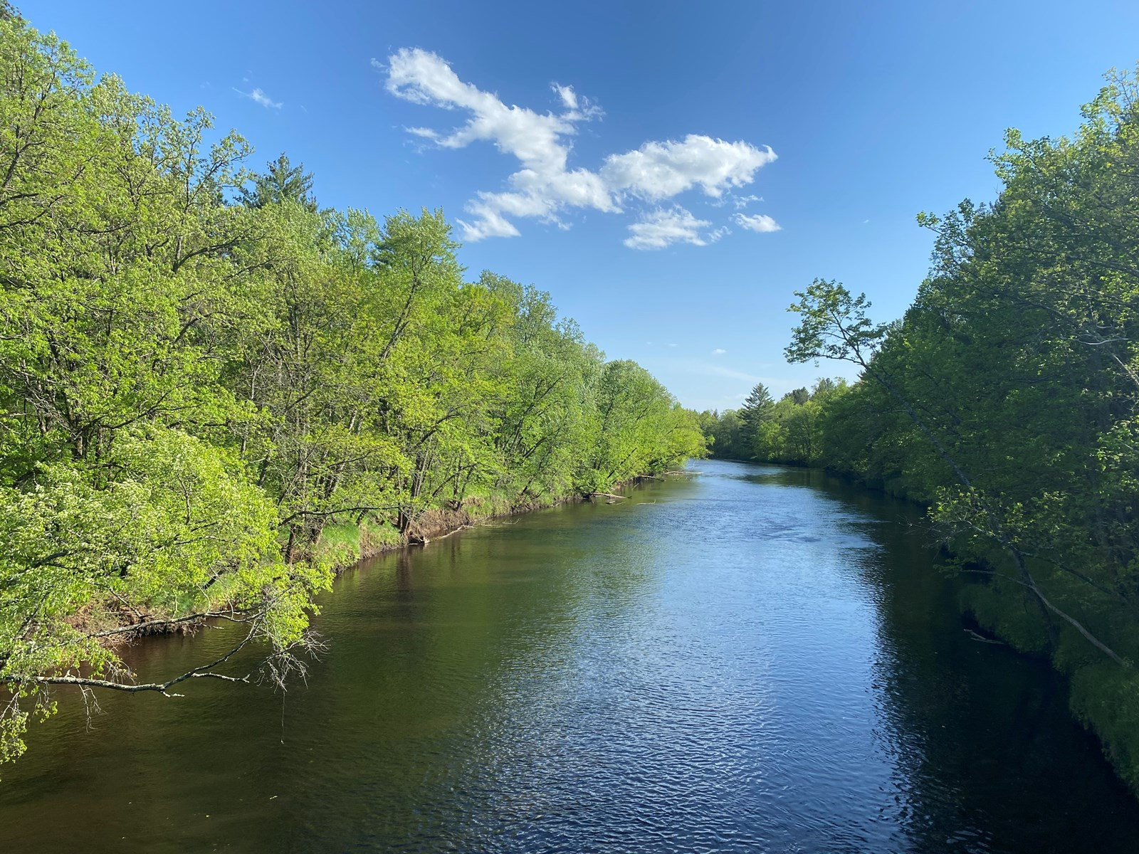 4 Acres For Sale Along Kettle River in Willow River MN
