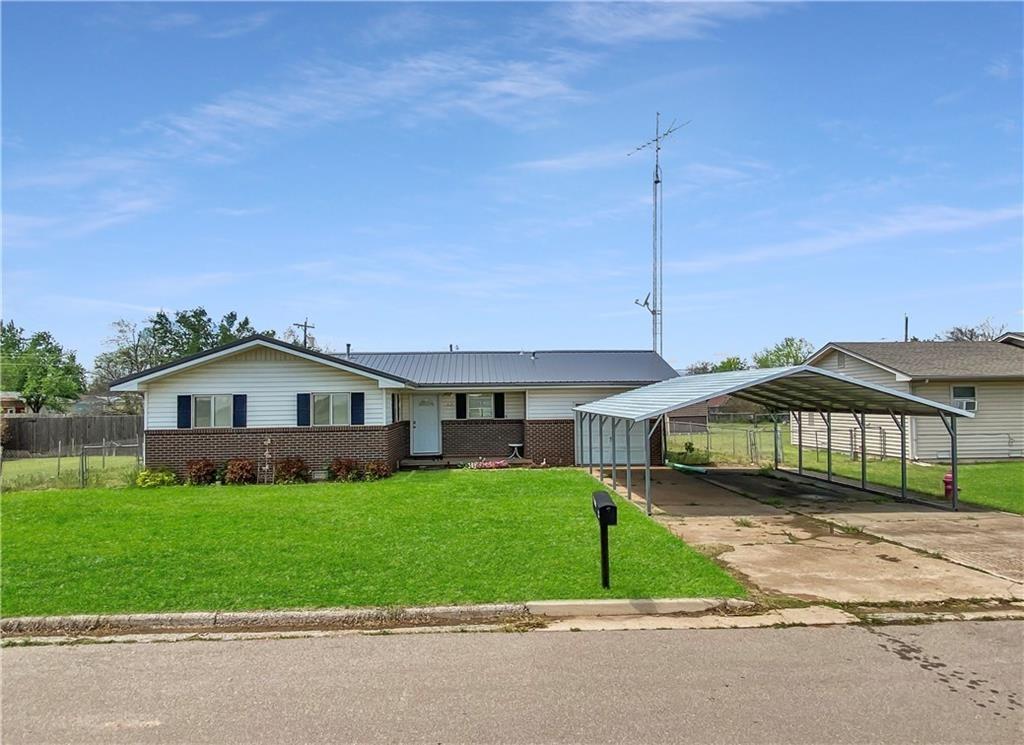 523 N East Street, Fort Cobb, Oklahoma 73038