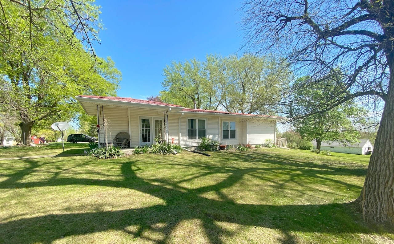 House For Sale in Mount Ayr Iowa Ringgold County