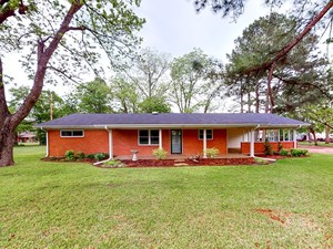HOME IN TOWN FOR SALE DETROIT TEXAS RED RIVER COUNTY