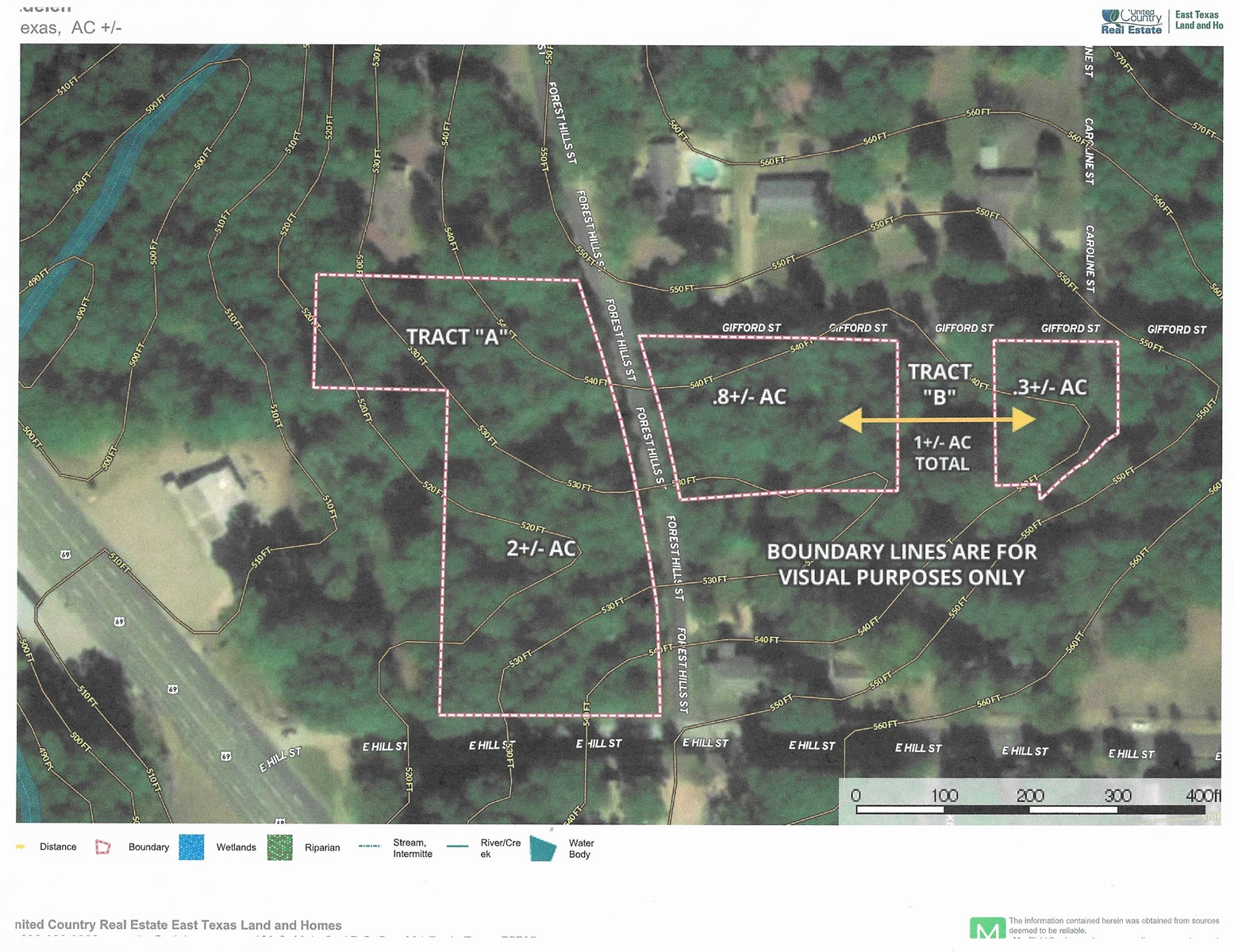 Rusk Texas City Lots For Sale