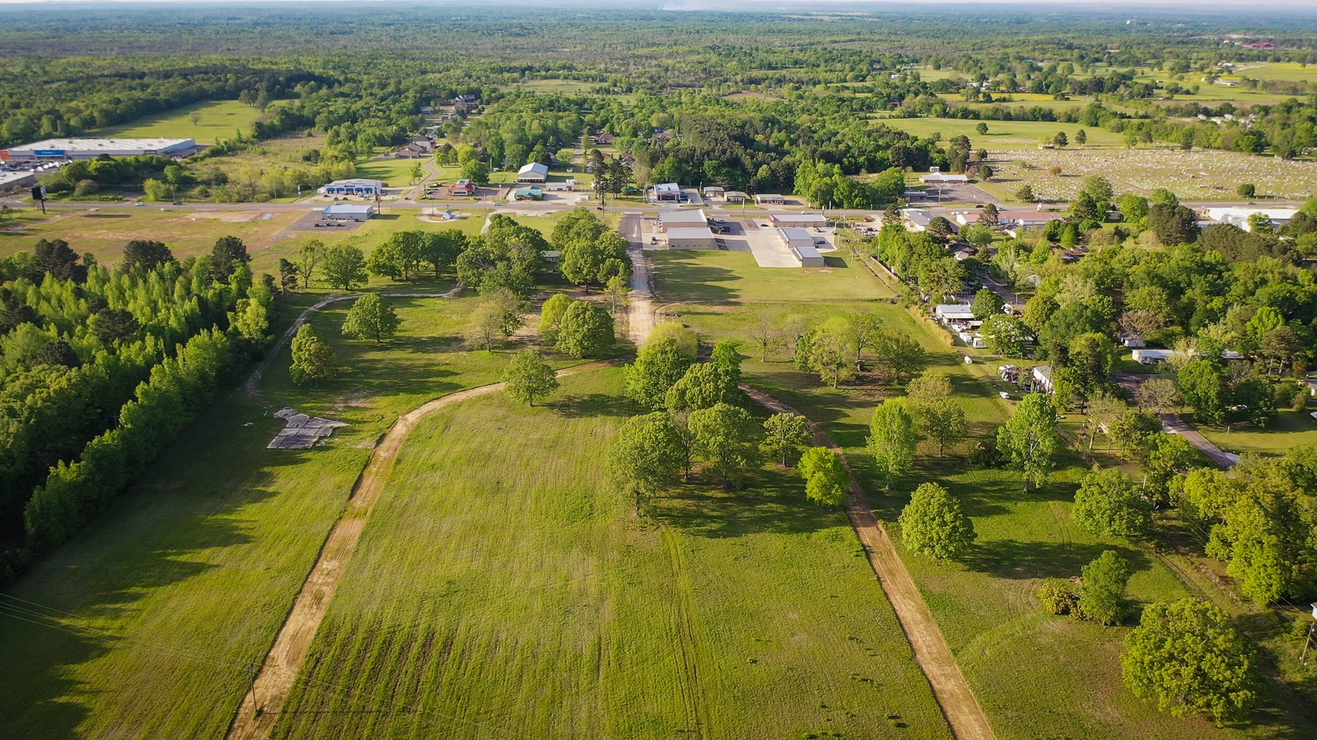 Residential Investment Development Land For Sale Idabel OK