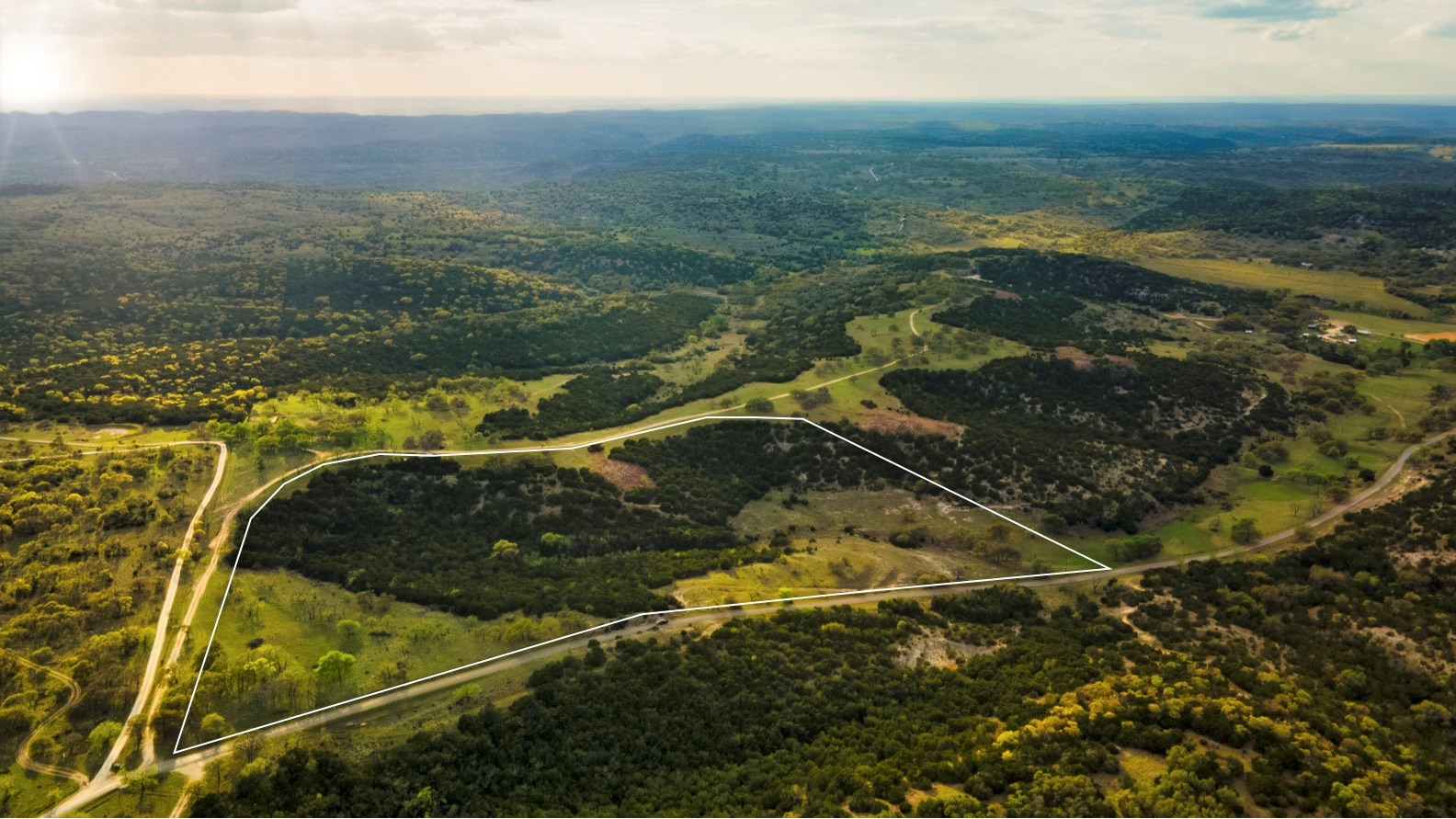 Land For Sale in Kendall County Texas with Amazing Views