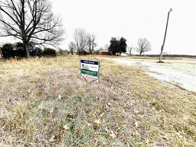 Commercial Lot on Hwy 62/412 Glencoe AR For Sale