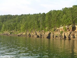 GREERS FERRY LAKE LAKEFRONT PROPERTY FOR SALE