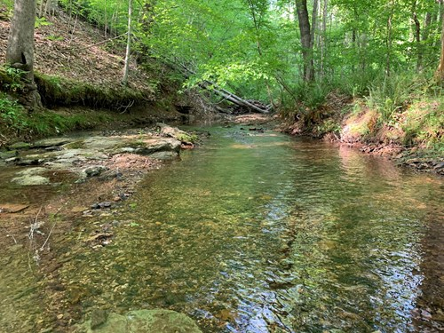 Acreage for sale in Lawrence County, TN near Columbia, TN