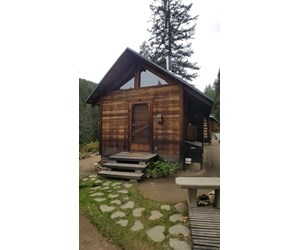 Siskiyou County Off Grid Cabin For Sale - Retreat,