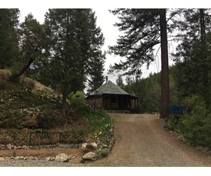 Siskiyou County Off Grid Cabin For Sale - Hunting, Reatreat