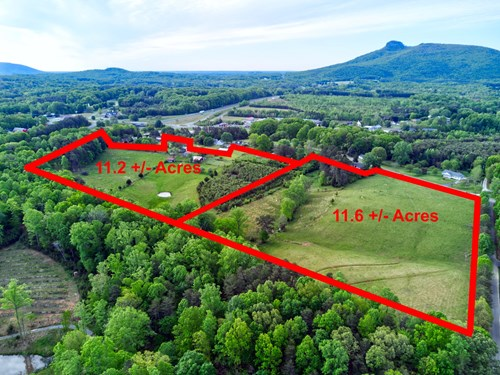 Land for sale in Pilot Mountain