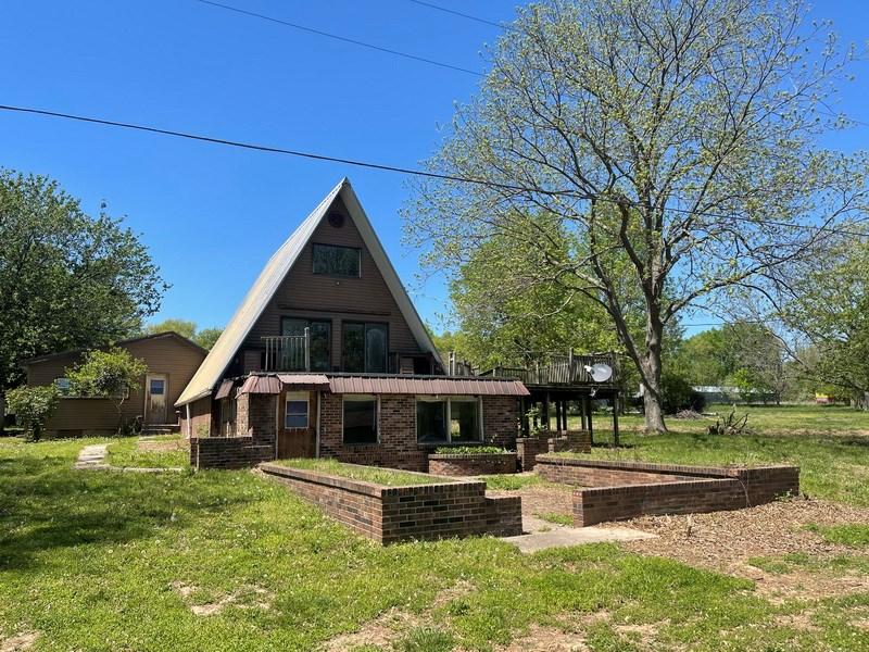 Stockton, Missouri Lake Home For Sale