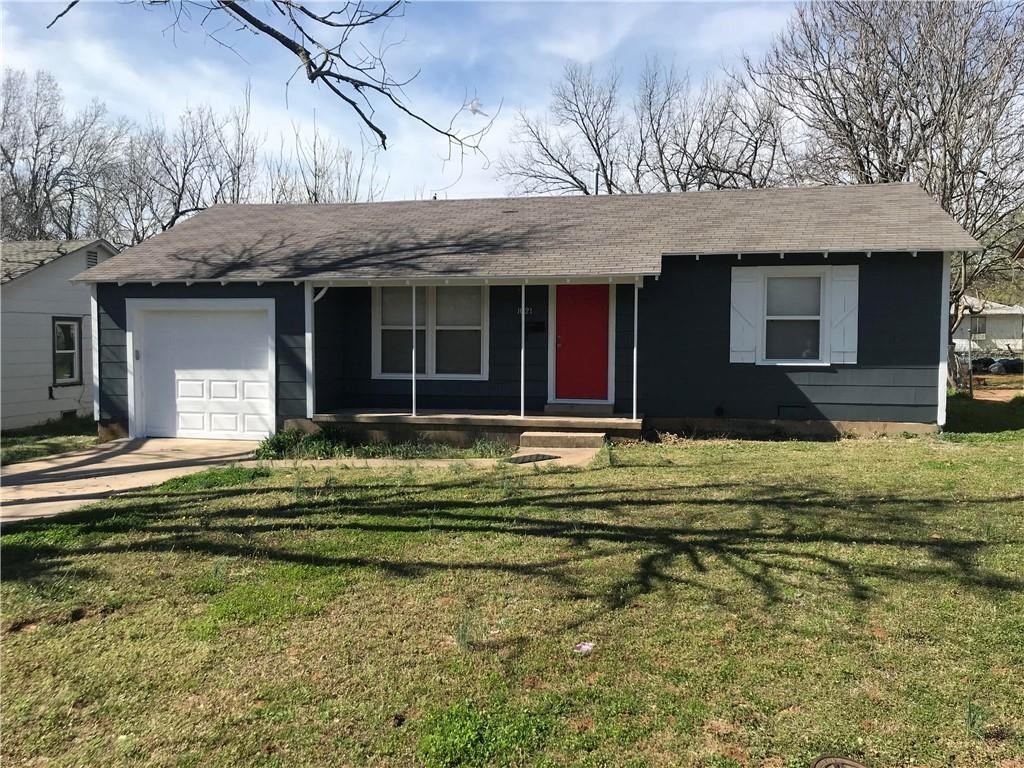 1021 S Holly Lane, Midwest City, Oklahoma 73110