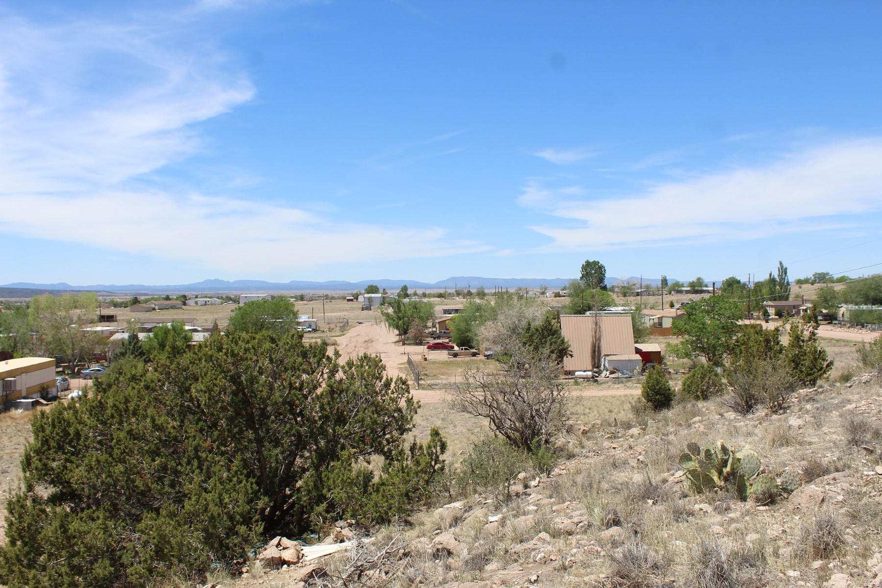 For Sale Rural Lot in Paulden, AZ Great Mountain Views