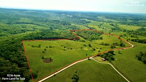 SOUTHERN MISSOURI FARM AND RECREATIONAL LAND FOR SALE