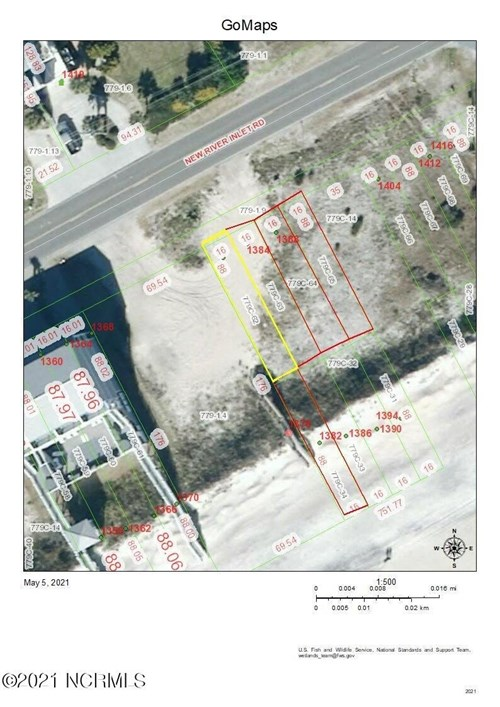 Multiple Tracts for Sale as one in Ocean Bay Village - NTB