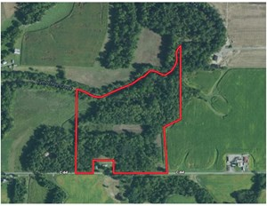 HUNTING/RECREATION LAND AUCTION- JUNE 10TH AT 6PM