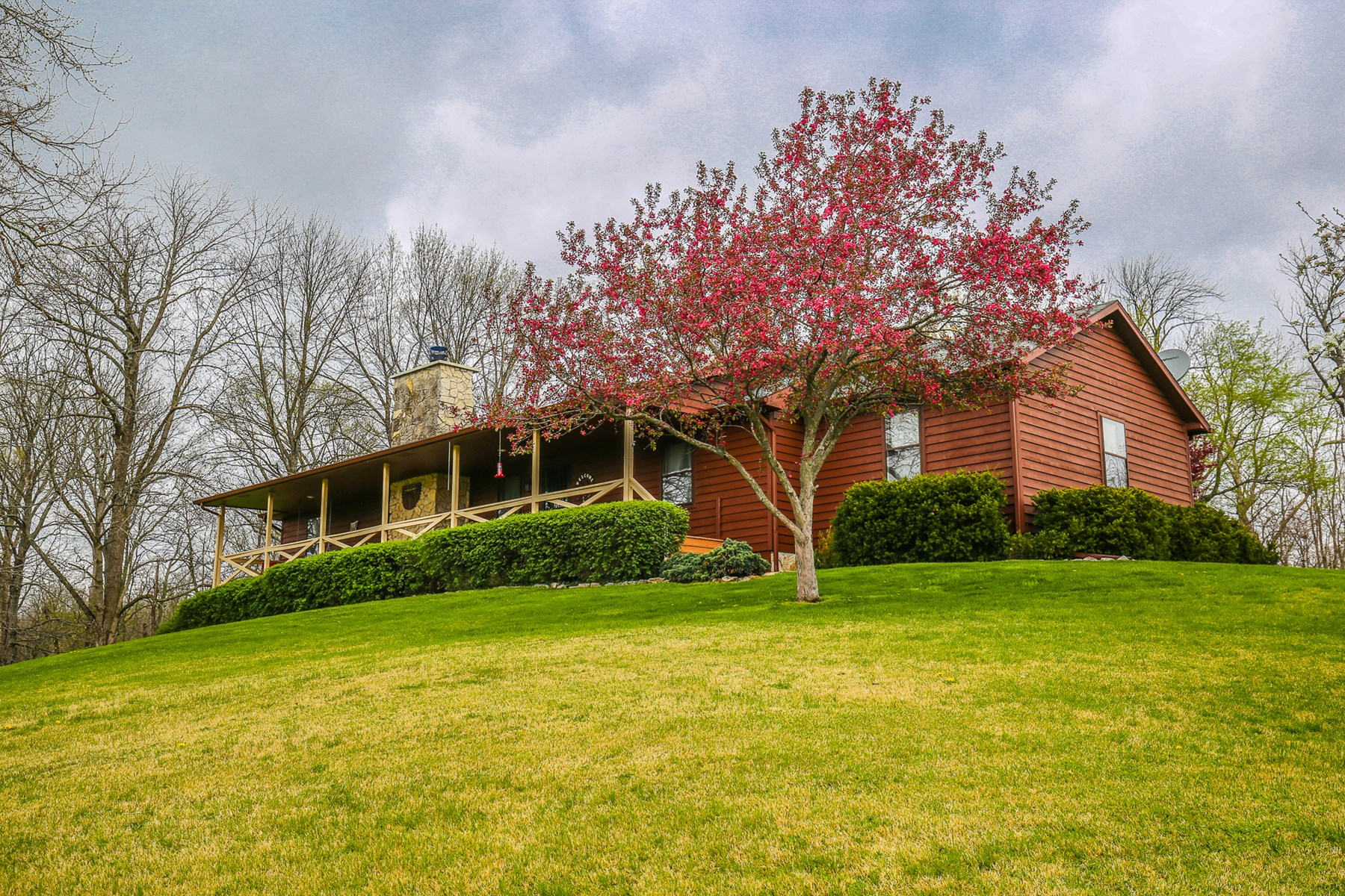 Indiana Country Home for Sale | Hobby Farm Flat Rock, IN