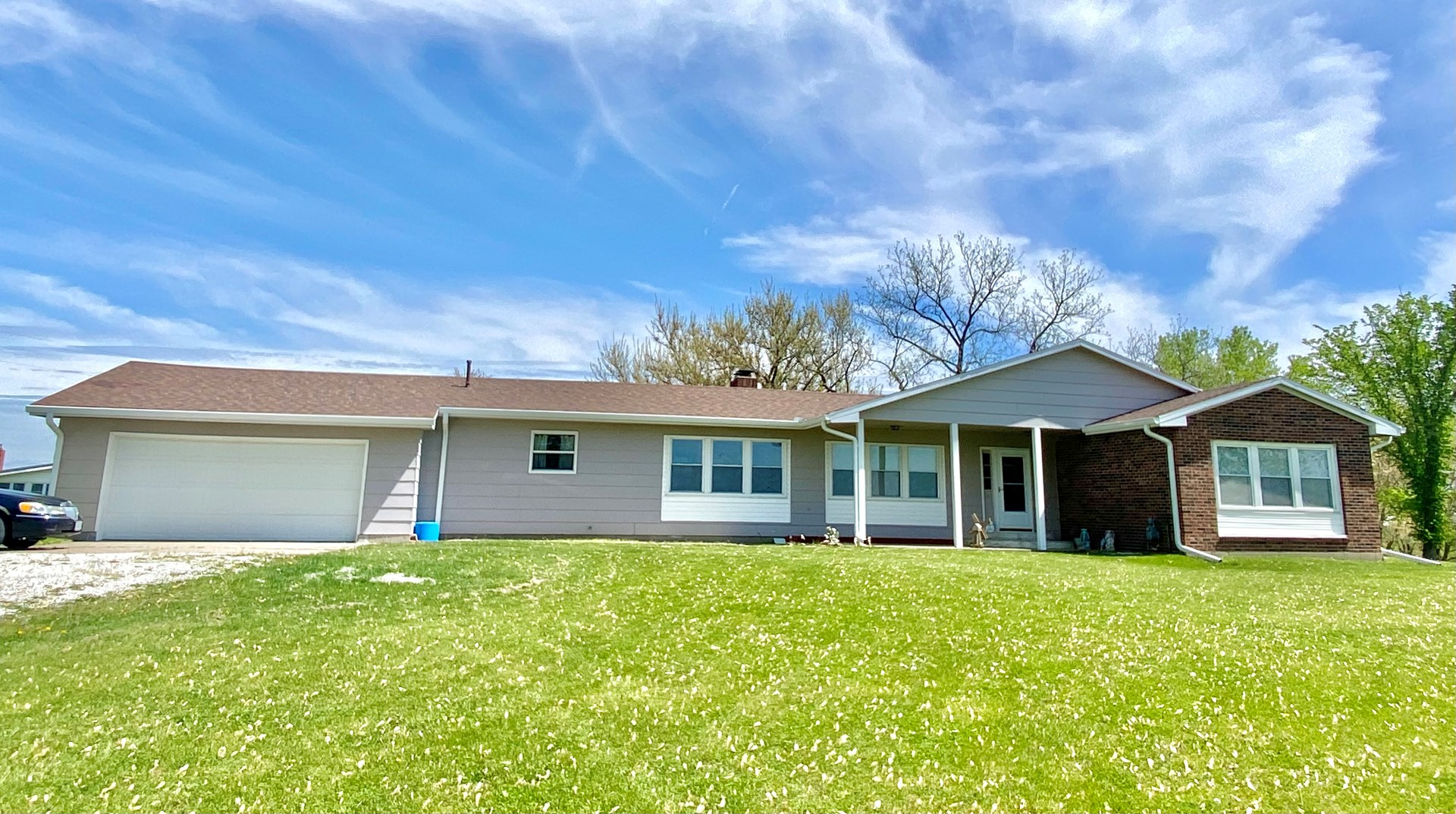 For Sale Ranch Home on 1.5 Acres, Princeton MO