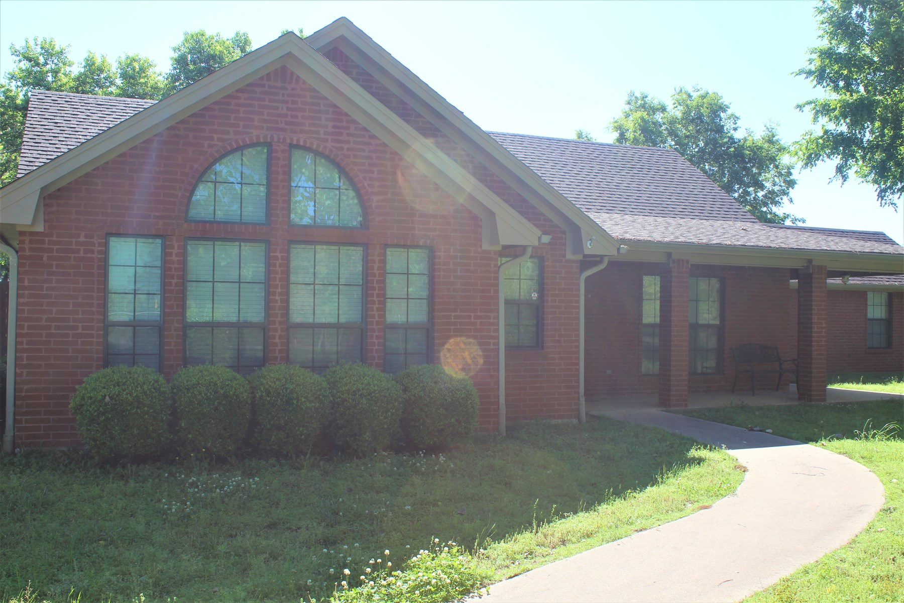 Country Home In Town For Sale Grant Oklahoma Choctaw County