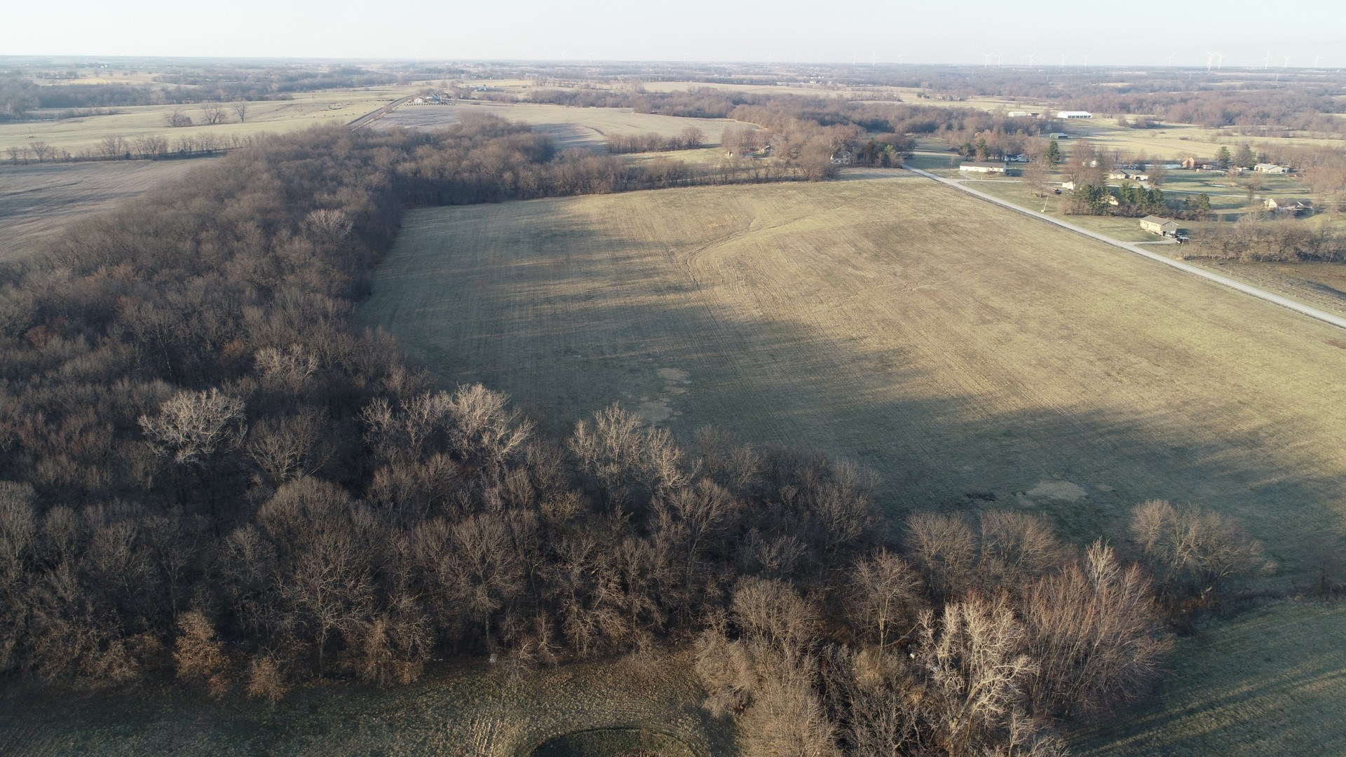 TRACT 2 - 20+/- Acres- Building Site- 15 Minutes from St Joe