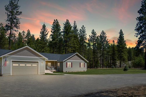 Montana Country Home On Acreage For Sale