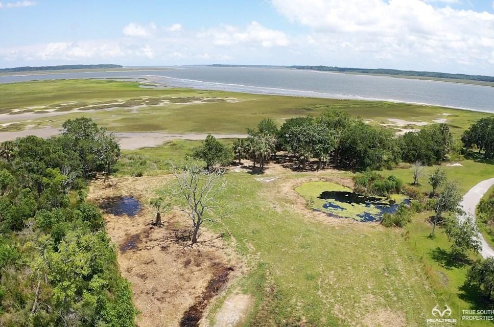 Coosaw/Judge Island Morgan River Estate Lot Beaufort