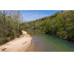 FARM WITH RIVER FOR SALE IN ARKANSAS
