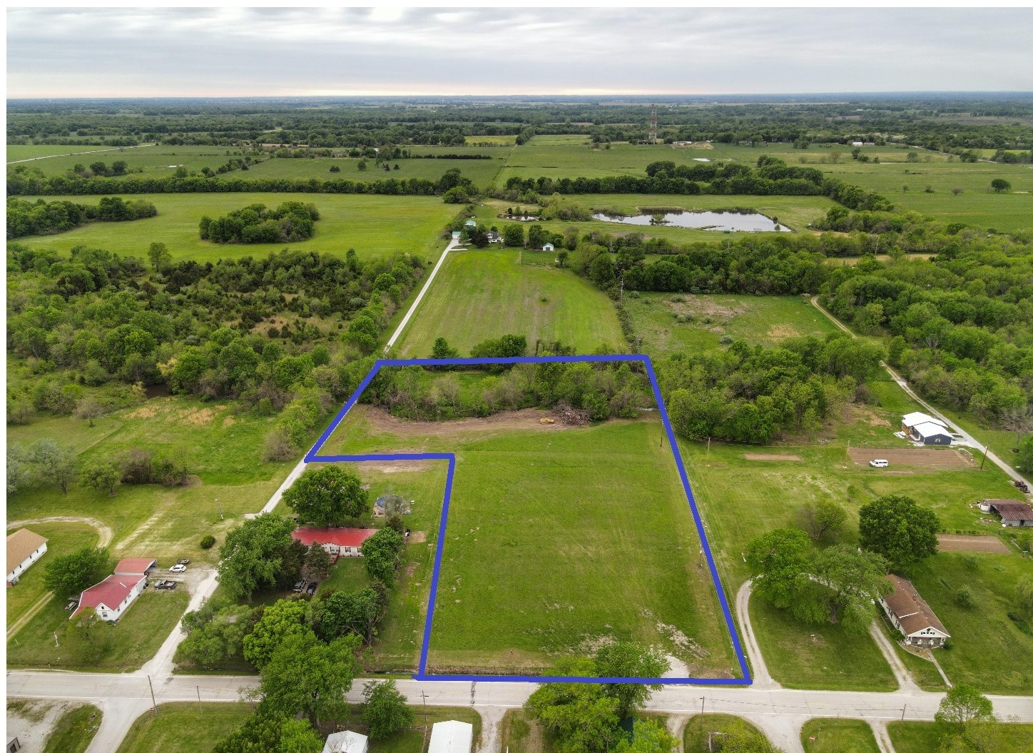 Land for sale in Deepwater MO