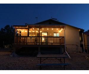 Mountain Cabin near Chama NM Real Estate w Acreage Off Grid