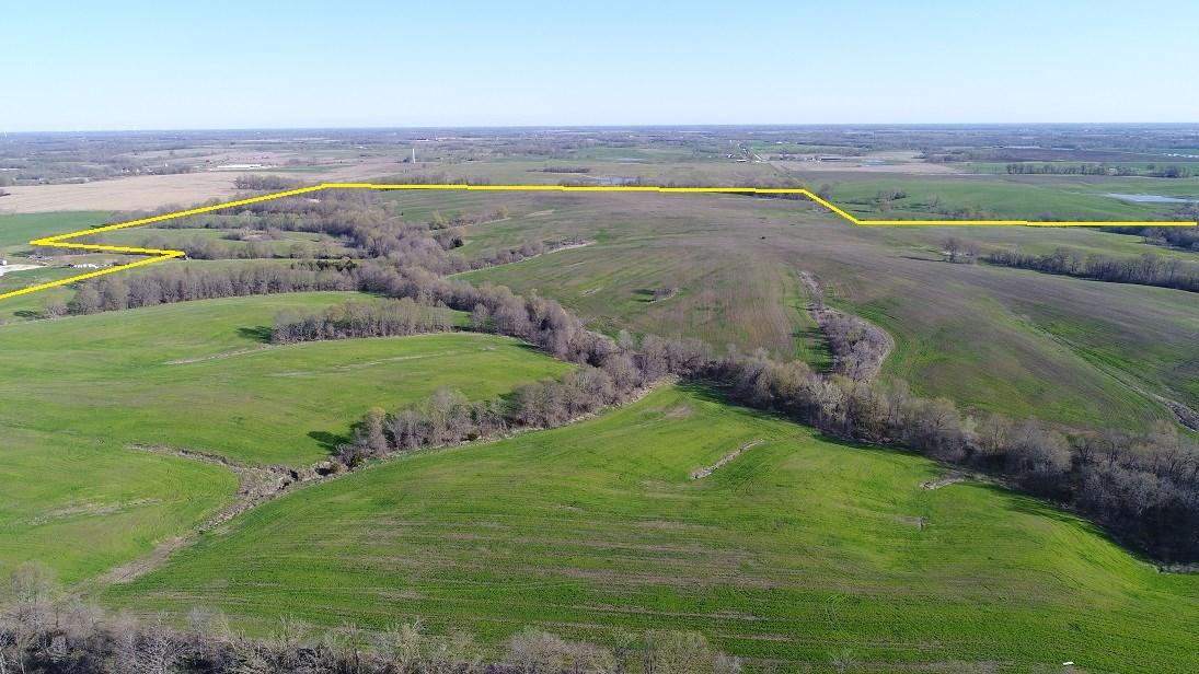 Missouri Row Crop Farm With Hunting, NEMO Farm For Sale