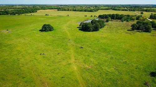 Recreational Ranch For Sale In Calvin Oklahoma
