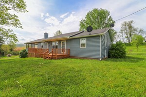 SWEET COUNTRY HOME FOR SALE IN BARRON SPRINGS VA!