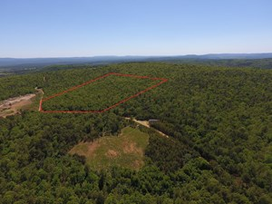 23.7 ACRE OFF-GRID RECREATIONAL PROPERTY