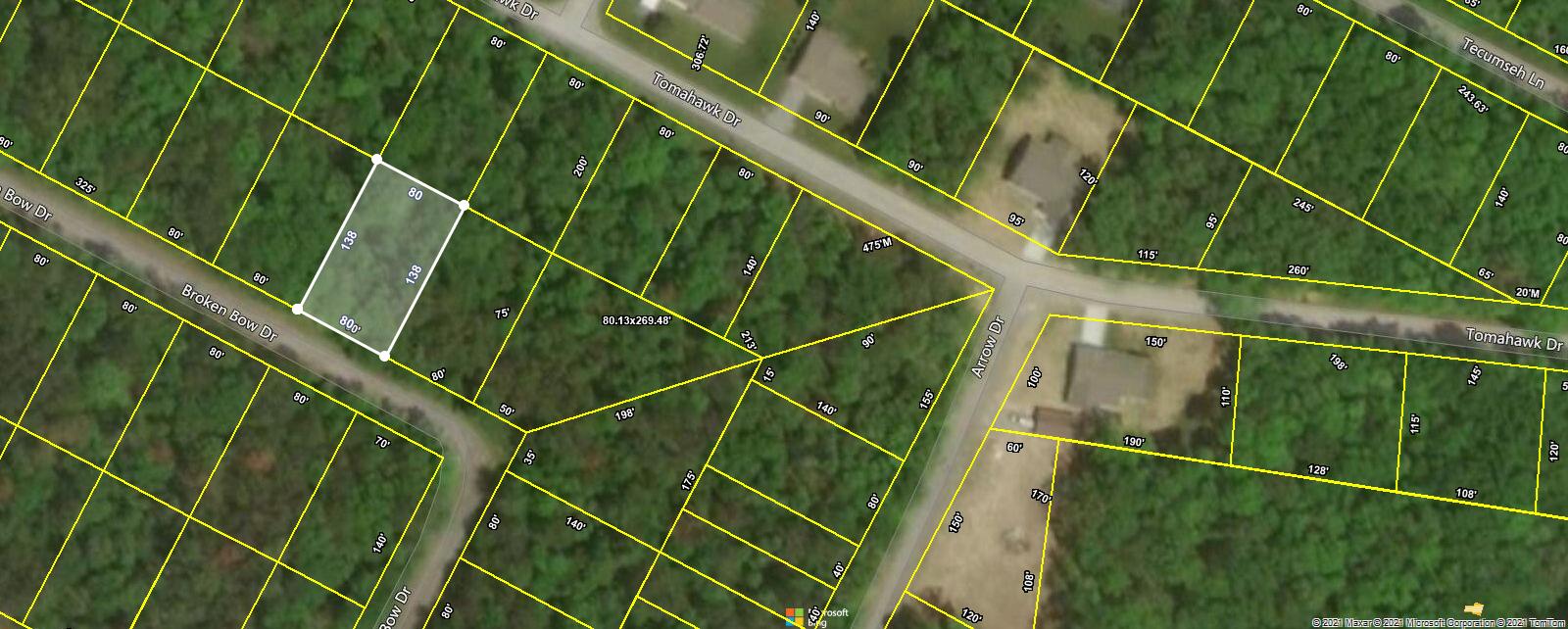 5019 Broken Bow Crossville TN 38572 lot for sale